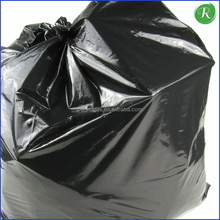 HEAVY DUTY Black Dog Waste Trash Bag on Roll/ T Shirt/Drawstring Medical 100% Biodegradable Plastic Garbage Bag