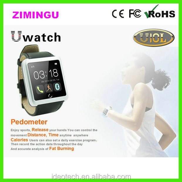 Wholesale Products China <strong>U10</strong> Smart Watch for Android Phone