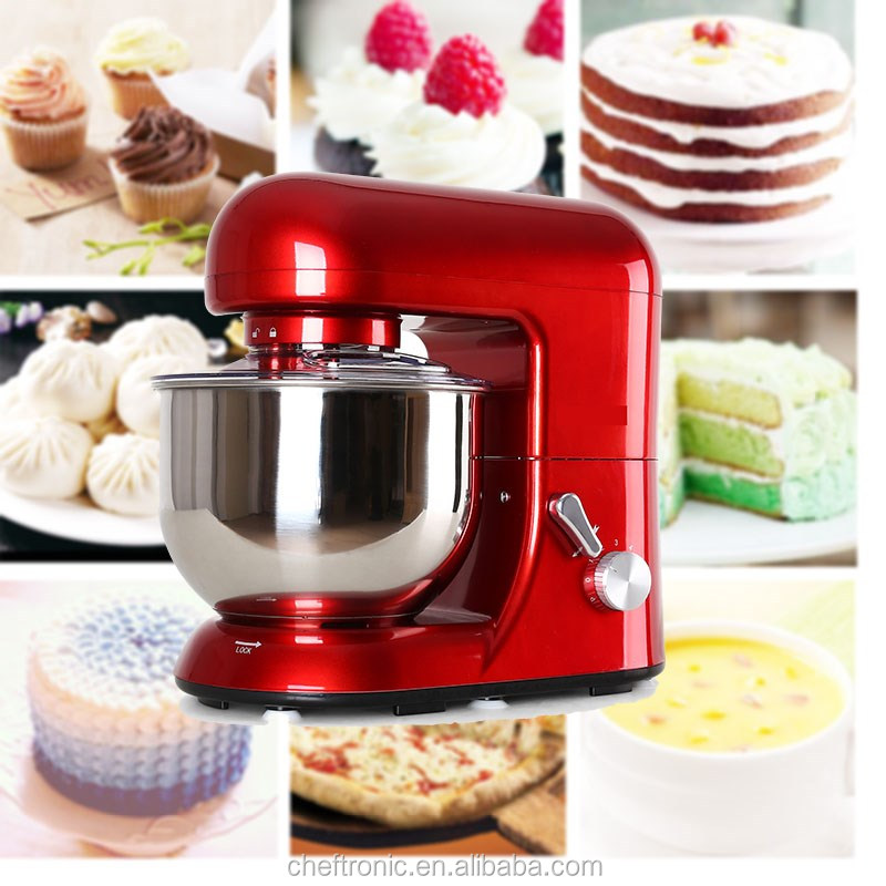 Kitchen new food aid mixing cream egg commercial dough mixer blender for table top