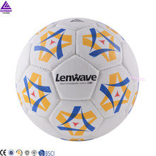 New style high quality soccer ball rubber inflatable cool soccer ball