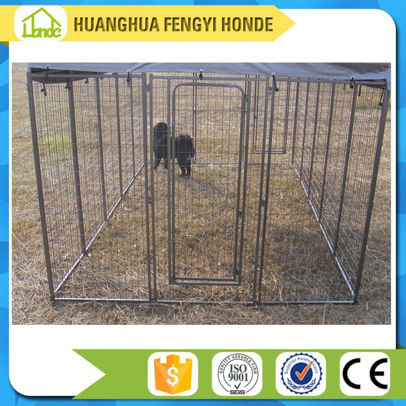 Quick Ressepon China Supplier Animal Fence Dog Kennel And House