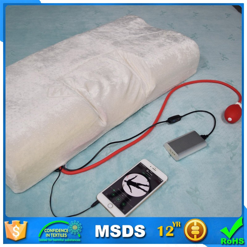 Far infrared physiotheraty electric pillow