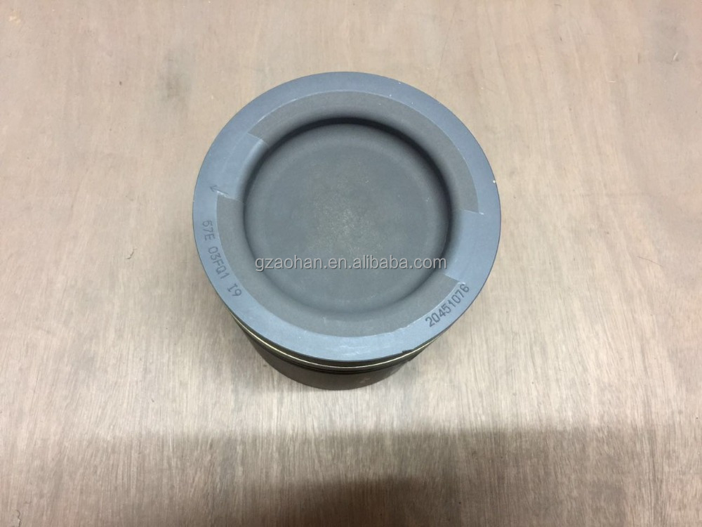 100% new hot sale factory direct price VOLVO D12D piston 20451076