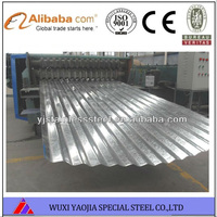 Cheap price galvanized corrugated steel sheet