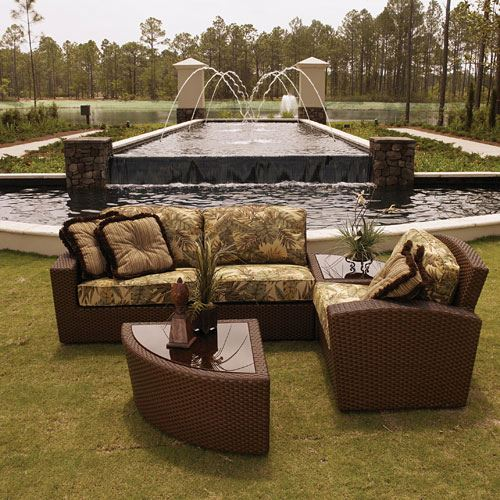 All Weather rattan furniture buyer