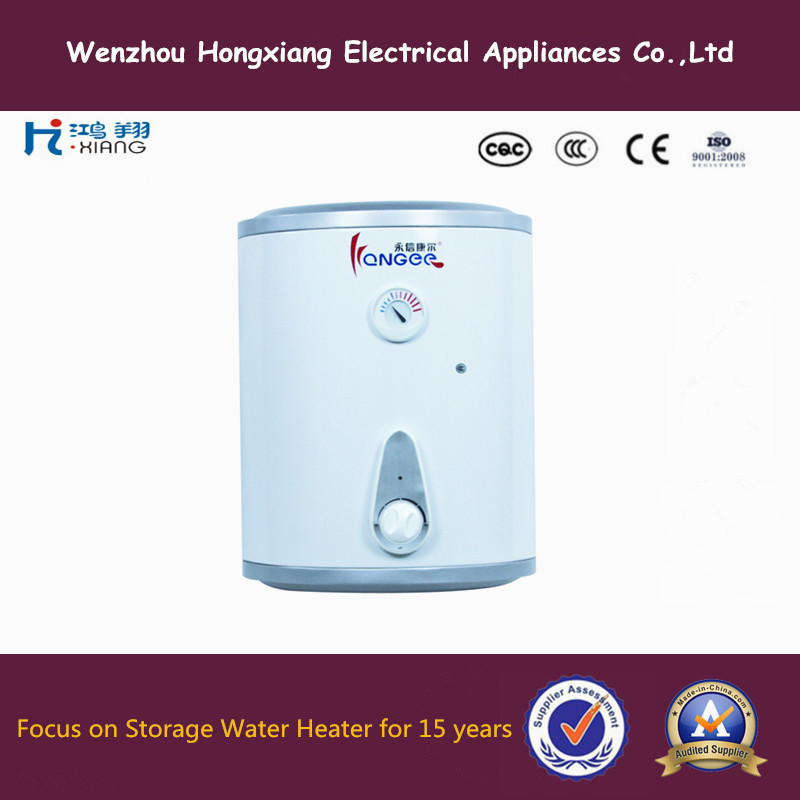 2015 new style tank water heater, toilet electric water heater with water heater safety valve