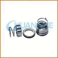 China manufacturer single metal bellow cartridge mechanical seal