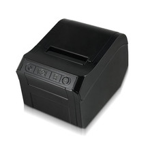80mm Thermal laser Printer USB Receipt Printer With Cutter POS Printer