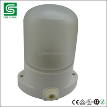IP54 E27 60W CERAMIC WALL LIGHT
