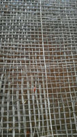 stainless steel wire rope fence mesh