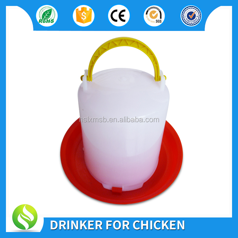 Poultry equipment price chicken farm machine water trough for chickens