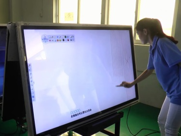Function Test (Touch Monitor, Touch Frame and Screen)