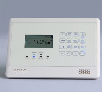 1, CE,FCC UL ROHS/GSMGSM alarm system with LCD display and Voice