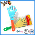 Factory price holiday products cheering and clapping plastic hand clap Toy for sale