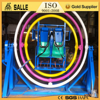 Fashion and top quality amusement rides human gyroscope price for sale