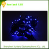 Most popular products 2016 rgb or single color outdoor string new christmas lights moving led light christmas decoration light