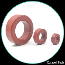 T200-2 Large Size Toroidal Ferrite Powdered Iron Core For Power Output Stage Inductor
