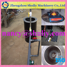No tar small gasifier stove for household Biomass gasifier with cooking stove for sale Wood gasifier