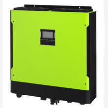 5.5KW Fanless low-noise Solar On/Off Grid Hybrid Inverter DC to AC, flexible and intelligent energy storage inverter