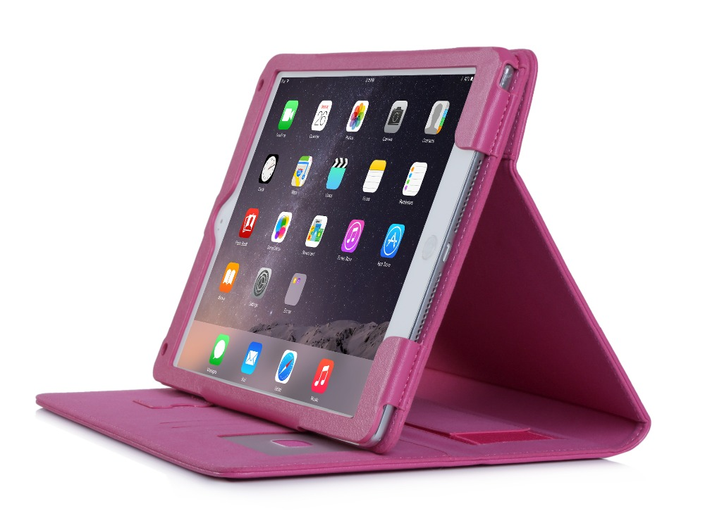 Brand New Premium Flip Leather Cover for iPad Air 2