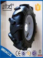 4.00-8 agriculture pattern air rubber wheel/wheelbarrow tyre