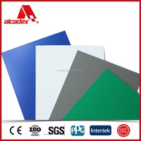 waterproof exterior wall panels/ aluminum composite panel/building wall cladding materials