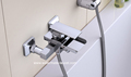 waterfall bath shower faucet BADEWANNE WASSERFALL WASSERHAHN