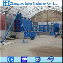 high carbonation ratio furnace for rice husk rute stick