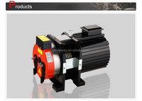 Special best-Selling gearless lift traction motor
