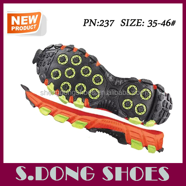 Latest men basketball shoe soles outsole soles