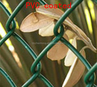 rodent-resistant mesh or fence shield ! hook flower nets Chain link fence