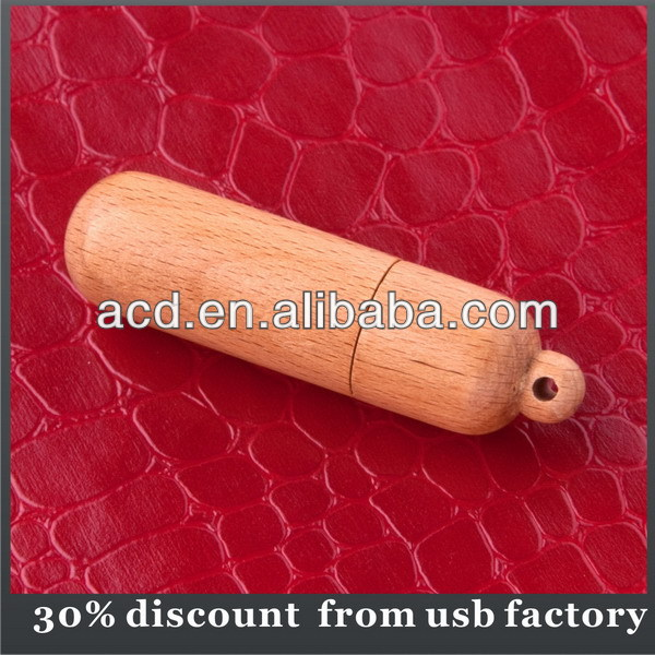 gift 16GB wooden usb flash driver