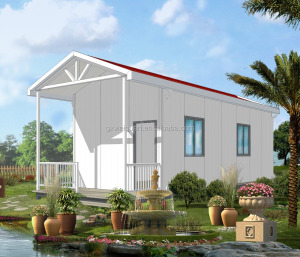 1bedroom prefab house design for living prefab hotel rooms in Panama