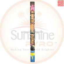 1.8'' 8 shots big thunder roman candles fireworks