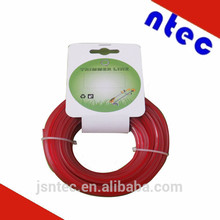 weed trimmer parts commercial weed trimmer line with CE certificate