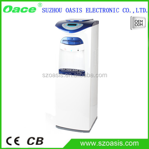 UV Antivirus Suzhou Oasis Red Sparkling Water dispenser 20L