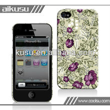 2013 cute animal pc case for iphone 4s with FDA,ISO