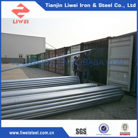 2015 Good Quality New A106 Gr.B Seamless Mild Steel Tube