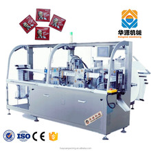 AWP-250 Fully Automatic horizontal type Wet Wipes/Alcohol Prep Pads Packing Machine(dustproof packing) made in china for