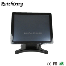 Capacitive touch screen monitor 15 inch lcd touchscreen windows 7 for computer and POS