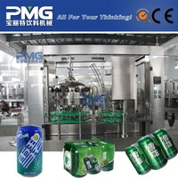 Aluminum Can Filling Machine For Beer