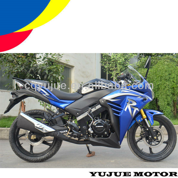 Powerful 200cc racing motorcycle/super 200cc factory motorcycle