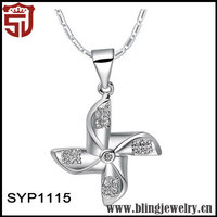2013 New Designs Windmill Pendants for Brazil Store
