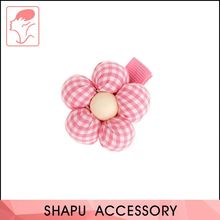 Newest Sale Custom Design Hair Pin Hair Accessories Girl Hairgrips Flower Hair Clips