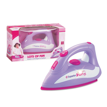 BO children iron toy with ironing board