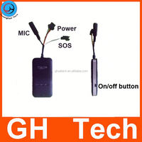 GH 3 Years Warranty Real Time Locating gps car tracker zy with SOS MIC relay GT06S