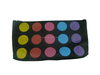 Zipper Travel Toilet Bag / Functional Luggage Bag / dot cosmetic bag