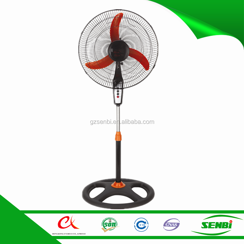 AC220V stand fan 18 inch 16 inch air cool fan guangzhou
