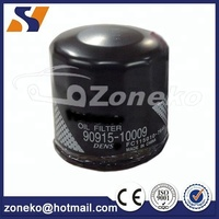 Factory price Oil Filter 90915-10009 fit for Camry 2018 4Cyl 2.5L Camry Hybrid 2018 car Oil Filter