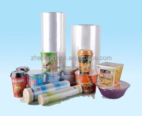 High shrinkage 12 micron polyolefin shrink film